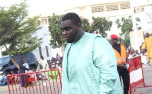 Amadou Sall, le fils du Président, se fond dans la masse pour présenter ses condoléances au ministre Amadou Bâ