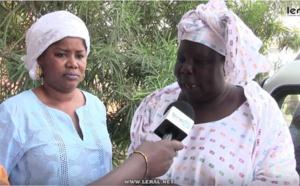 Reportage -  Le partage« GËSTU ASKAN BI »: les bénéficiaires reconnaissantes envers Ndèye Nar Thiam