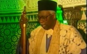 Imam Maodo Sylla: souvenir Khoutba Korité à la Grande mosquée de Dakar