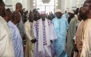 Vidéo : Intégralité Prière de Korité à la Grande mosquée de Dakar