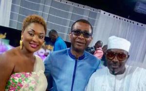 Youssou Ndour, Titi et Mbaye Dièye Faye dans les locaux de la TFM