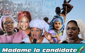 Aissata Tall Sall, Aida Mbodji, Amsatou Sow Sidibé, Ndella Diouf chassent le mâle