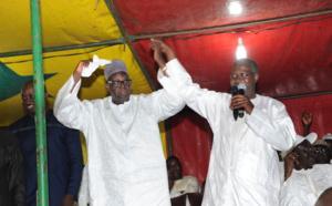 """Mahammed Boun Abdallah Dionne : """"Chaque fois que je vois Niasse aux côtés du Président Macky Sall, je suis rassuré"""""""