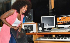 (Video) Exclusivité :  Avant-goût du nouveau single de Mbathio Ndiaye