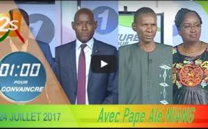 Vidéo - Législatives 2017: Parole aux candidats avec Babacar Ba, porte-parole (Osez l'avenir), Héléne Tine...