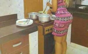 Histoire vécue: La femme de ménage et sa patronne !