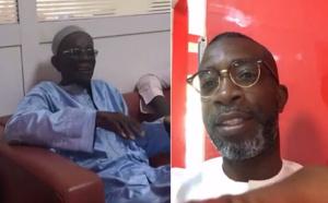Vidéo : Bouba Ndour raille son père Elimane Ndour …Regardez