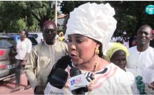 Vidéo- Awa Guèye, vice-présidente déplore le non-respect de la parité à l'Assemblée nationale