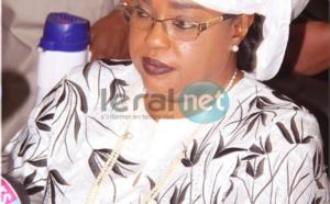 Photos : Ndèye Sali Diop Dieng, Ministre de la Femme, séquence passation service
