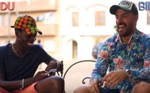 """Dudu """"fait des vidéos"""" et son ami libanais: Je Prononce, Tu Prononces. A mourir de rire"""