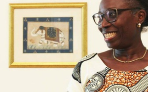 Thiaba Camara Sy, ex Directrice Générale de DELOITTE Sénégal