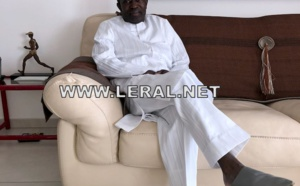 (04 Photos) Diagna Ndiaye en tenue traditionnelle