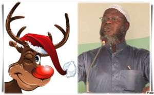 "Vidéo – Oustaz Omar Sall : ""Djoulit dou fêter Noel…"". Regardez !"