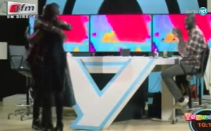 """Incroyable: Des """"gamins"""" de 40 ans sur le plateau de Yeewoulen!. Regardez!"""