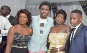 12 photos : Wally Seck au mariage de Diaba Mbaye