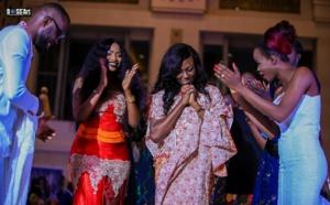 16 photos : Quand Mbathio Ndiaye défile pour Alphie Bâ