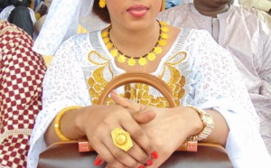 23 photos : Sokhna Aïda Diallo Thioune, la femme de Cheikh Bethio qui fait le buzz