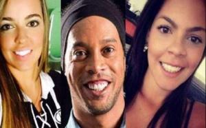 Ronaldinho va se marier avec ces deux femmes