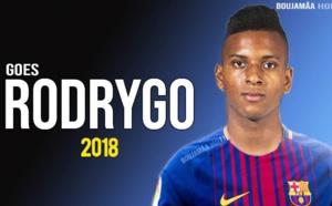 VIDEO - Le nouveau NEYMAR ! RODRYGO GOES signe au Barça  !?