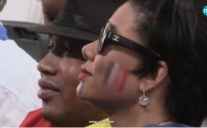 Vidéo : Les femmes ont vécu une finale de folie du Mondial 2018 à l'Institut Français