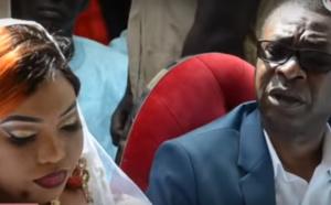 Photos vidéo : Youssou Ndour au baptême du fils de Ndoye Bane
