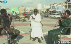 "Thies acceuille Mamadou Ndiaye Doss avec ""Li ci Rewmi"""