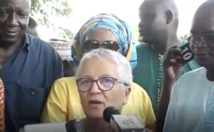"""Martine Moy: """"185 Millions de Francs Cfa vont être injectés à Sandiara"""""""