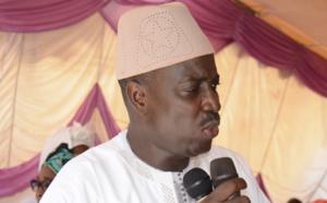 VIDEO - Alioune Badara Dia lance un mouvement ICD en présence du Ministre Oumar Gueye