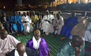 Les images de l'enregistrement de l'appel du Gamou  prévu ce lundi 19 novembre 2018 à l'esplanade de la grande mosquée Massalikoul djinane de Daka