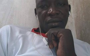 Mansour Serré, l'homme qui a été tué ce dimanche à Ndombo Sandjiry