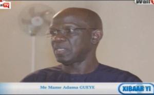 """Me Mame Adama Guèye: """"N'eût été la société civile, Macky Sall n'aurait pas été président"""""""
