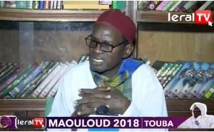 Vidéo- Serigne Moustapha Mbaye Sham revient sur le sens du Maouloud selon Serigne Touba