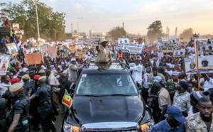 VIDEO - Mobilisation des apéristes de Tamba pour l'accueil du Président Macky Sall