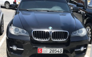 A vendre : Voiture BMW X6 Automatique Essence full option