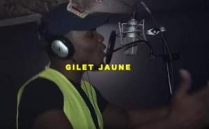 """Vidéo-Ce rappeur cartonne avec son titre """"Gilets jaunes"""""""