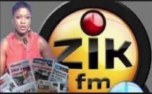 Revue de presse Zik fm avec Mantoulaye Thioub Ndoye  du 08 Décembre 2018
