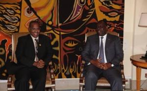 Vidéo-Le Premier Ministre chez Sidy Lamine Niass: «A son retour de voyage le Président de la République viendra… »
