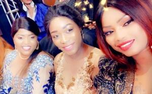 Photos : Alima Ndione, Bijou Ndiaye et MBathio Ndiaye, salut les copines