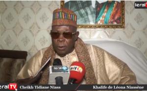 Vidéo - Le Khalife de Léona Niassène parle enfin de son défunt frère Sidy Lamine Niasse !