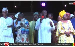 Vidéo : Mahammed Boun Abdallah Dionne fait le bilan du septennat de Macky Sall à Kaolack