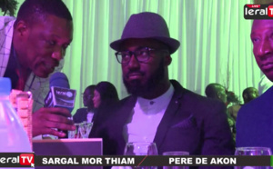 """Alassane Alexandre Diouf : """" Akon a fait une chose extraordinaire en rendant hommage à son père"""""""