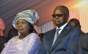 Photos : Tanor Dieng, HCCT et Aminata Tall, CSE, le beau couple institutionnel du Sénégal