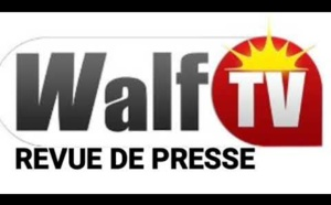 Revue de Presse Walftv en wolof du 18 Janvier 2019