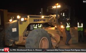 Vidéo : L'état sénégalais engage la construction de la Wack Ngouna- Saboya