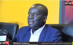 """Malick Gakou : """"Le parrainage, un système totalement inique qui a démontré ses limites intrinsèques dans la pratique"""""""