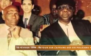 VIDEO - 16 février 1994 : la fameuse affaire des six policiers étaient sur le Boulevard De Gaulle