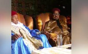 Suivez en direct Abdoulaye Wade chez Ahmed Khalifa Niasse pour présenter ses condoléances