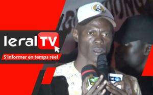 """VIDEO - Pape Gorgui Ngong: """"Il n'y a jamais eu une telle mobilisation à Pikine Ouest"""""""