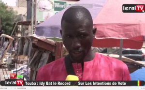 VIDEO - Touba: Idrissa Seck bat le record des intentions de vote