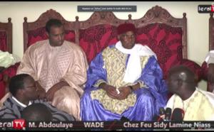 "VIDEO - Ahmed Khalifa Niass à Me Wade : ""Yaye bayou rèw mi..."""